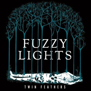 Fuzzy Lights - Twin Feathers (Little Red Rabbit)