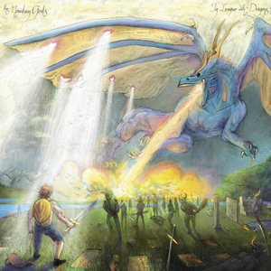the Mountain Goats: In The League With Dragons (Merge)