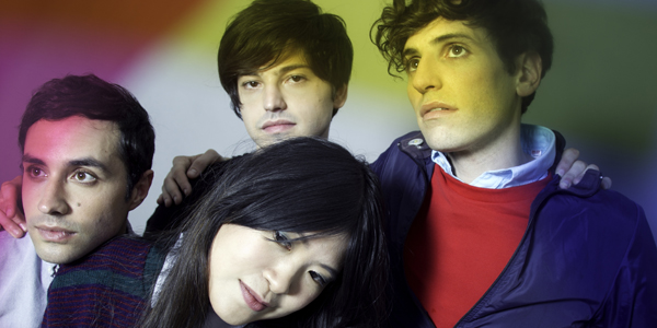 The Pains of Being Pure at Heart Release Record Store Day EP
